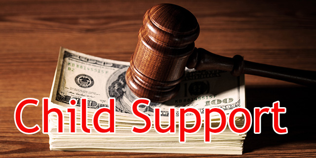 Most issues of child support are covered by the California Family Court system.