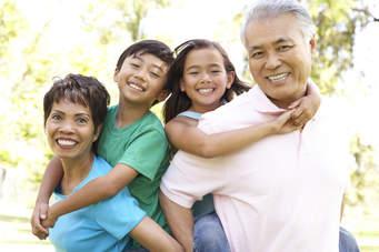 Grandparents Raising Grandchildren: Illinois Law on Legal